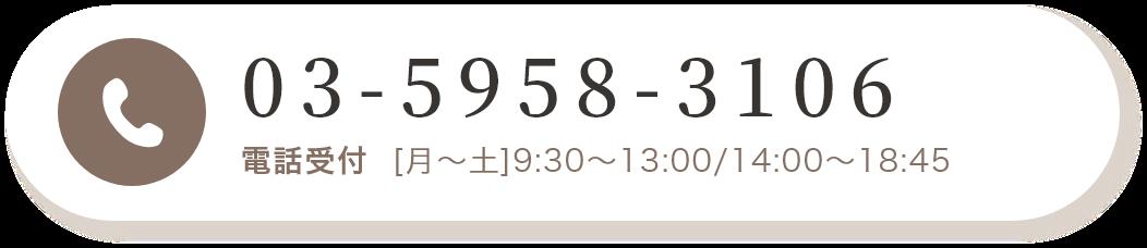 03-5958-3106